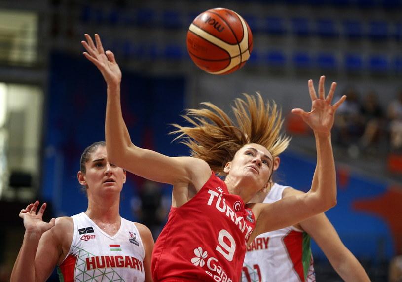 Turczynki sensacyjnie odpadły z mistrzostw Europy /PAP/EPA