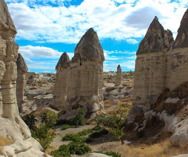 Turecka Kapadocja