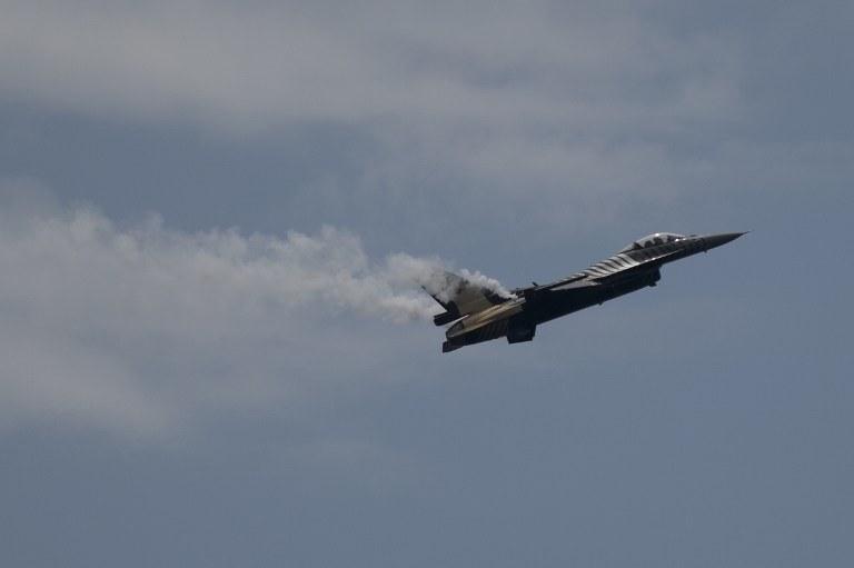 Turecki F-16, zdj. ilustracyjne /AFP