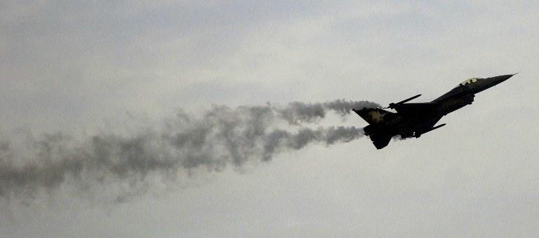 Turecki myśliwiec, zdj. ilustracyjne /AFP