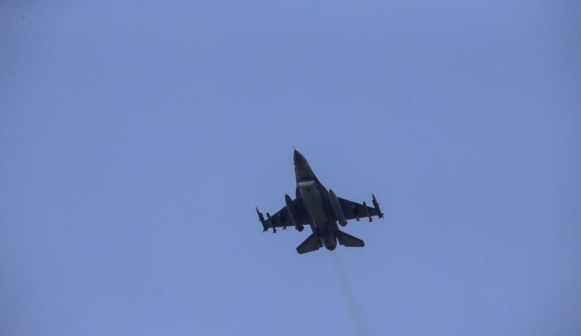 Turecki samolot bojowy, zdj. ilustracyjne /AFP