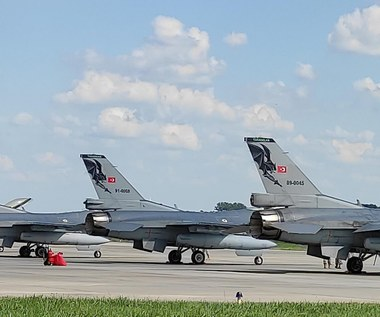 Tureckie F-16 w Polsce. Co tu robią?