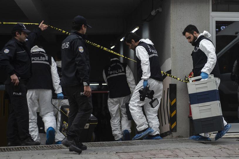 Tureckie śledztwo było opóźniane przez saudyjskich urzędników /YASIN AKGUL /AFP