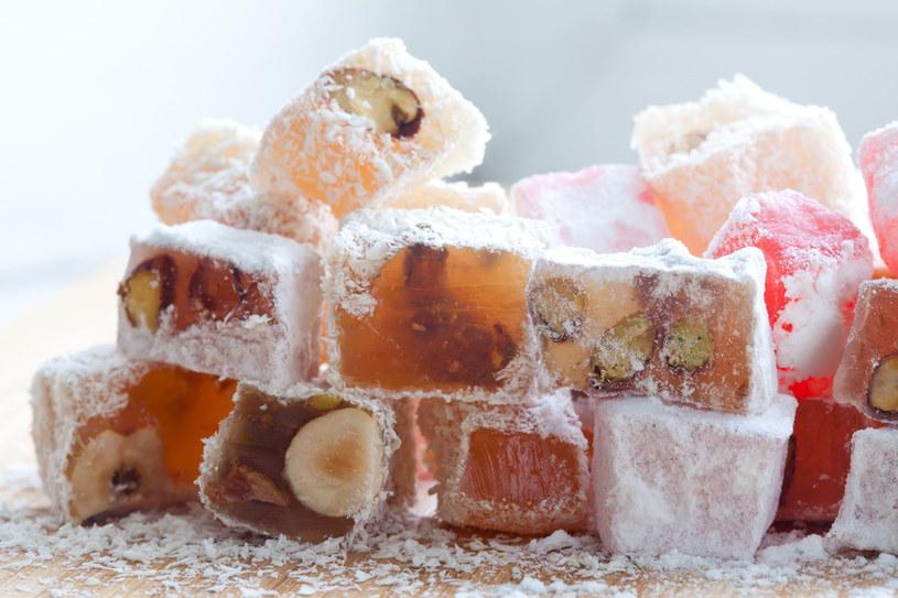 Tureckie słodycze /123RF/PICSEL