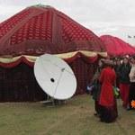 Turkmenistan pozbywa się anten satelitarnych