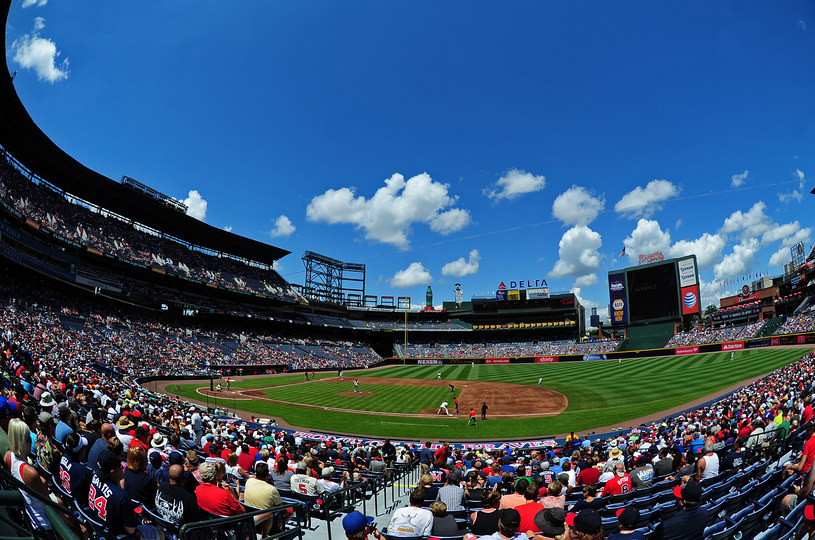 Turner Field /Scott Cunningham /Getty Images