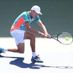 Turniej ATP w Antwerpii. Zacięty pojedynek Evansa z Chaczanowem