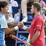 Turniej ATP w Gstaad - porażka Monaco, krecz Wawrinki