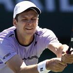 Turniej ATP w Indian Wells - Hurkacz spotka się w ćwierćfinale z Federerem