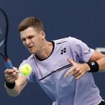 Turniej ATP w Miami: Awans Hurkacza do drugiej rundy