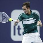 Turniej ATP w Monte Carlo. Daniił Miedwiediew z pozytywnym wynikiem testu na COVID-19