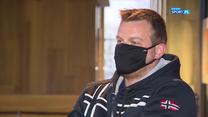Turniej ATP w Monte Carlo. Dawid Olejniczak: Podejrzewam, że niemoc Huberta Hurkacza była spowodowana problemami zdrowotnymi (POLSAT SPORT). Wideo