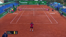 Turniej ATP w Monte Carlo. Hubert Hurkacz - Daniel Evans 0:2. Skrót meczu (POLSAT SPORT). Wideo