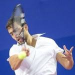 Turniej ATP w Montpellier: Janowicz poddał mecz bez walki