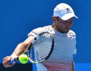 Turniej ATP w Montpellier - Przysiężny odpadł w pierwszej rundzie