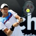 Turniej ATP w Nowym Jorku. Hubert Hurkacz: Żałuję kilku piłek
