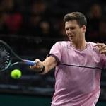 Turniej ATP w Paryżu. Hubert Hurkacz przegrał z Marinem Cziliciem