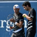 Turniej ATP w Pekinie. Awans Łukasza Kubota do półfinału debla