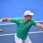 Turniej ATP w Rotterdamie. Hubert Hurkacz gra ze Stefanosem Tsitsipasem