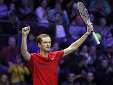 Turniej ATP w Sankt Petersburgu. Daniił Miedwiediew w finale