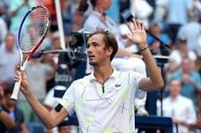 Turniej ATP w Sankt Petersburgu. Miedwiediew w półfinale