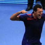 Turniej ATP w Wiedniu - ciężka przeprawa Tsongi