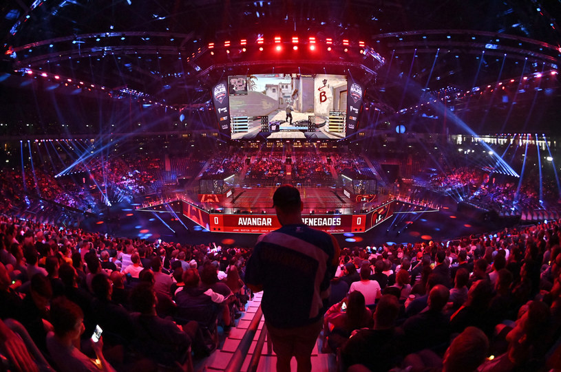 Turniej Counter-Strike ragi Major w Berlinie /AFP