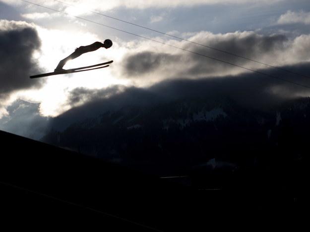 Turniej Czterech Skoczni rozpocznie konkurs w Oberstdorfie /LUKAS BARTH-TUTTAS /PAP/EPA