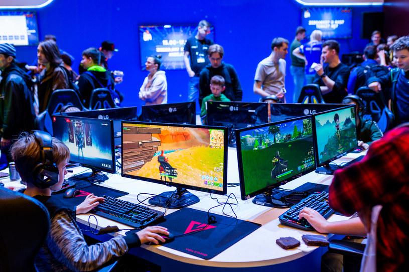 Turniej gier komputerowych Intel Extreme Masters 2019, Katowice marzec 2019 r. /123RF/PICSEL