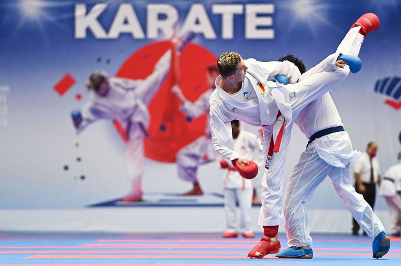 Turniej karate /Icon Sport /Newspix