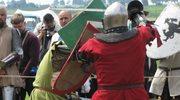 Turniej konnych łuczników pod Grunwaldem