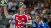 Turniej piłkarek ręcznych w Danii. Polska - Francja 22:16