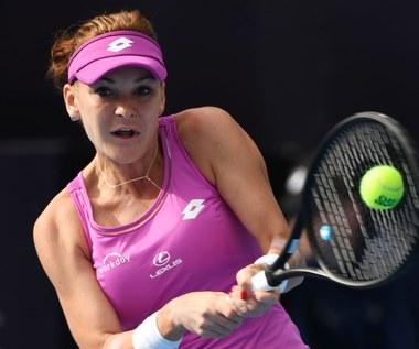 Turniej WTA w Auckland. Agnieszka Radwańska w ćwierćfinale