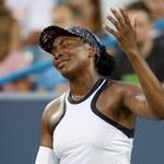 Turniej WTA w Cincinnati. Venus Williams odpadła w ćwierćfinale