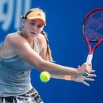 Turniej WTA w Hobart. Shuai Zhang i Jelena Rybakina zagrają w finale
