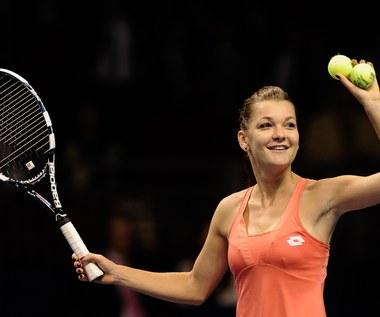 Turniej WTA w Indian Wells - Agnieszka Radwańska zagra z Sanchez