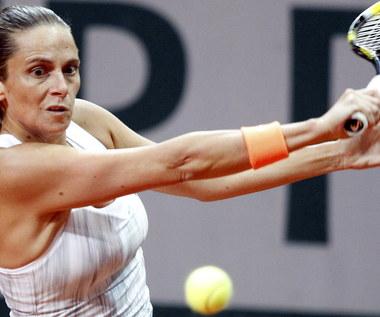 Turniej WTA w Katowicach - triumf Roberty Vinci
