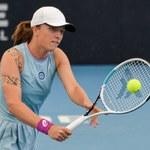 Turniej WTA w Madrycie. Porażka Świątek w deblu