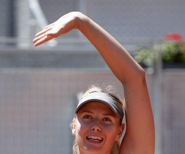 Turniej WTA w Madrycie: Szarapowa awansowała do półfinału