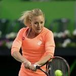 Turniej WTA w Monterrey - Urszula Radwańska - Daniela Hantuchova 6:2, 6:4