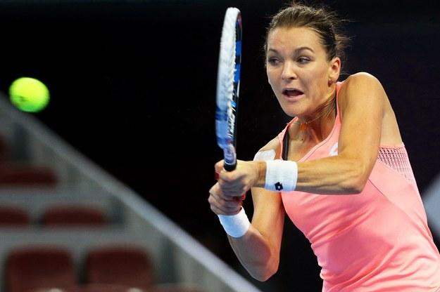 Turniej WTA w Pekinie: Agnieszka Radwańska awansowała do półfinału