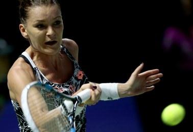 Turniej WTA w Shenzen: Radwańska wyeliminowana w ćwierćfinale