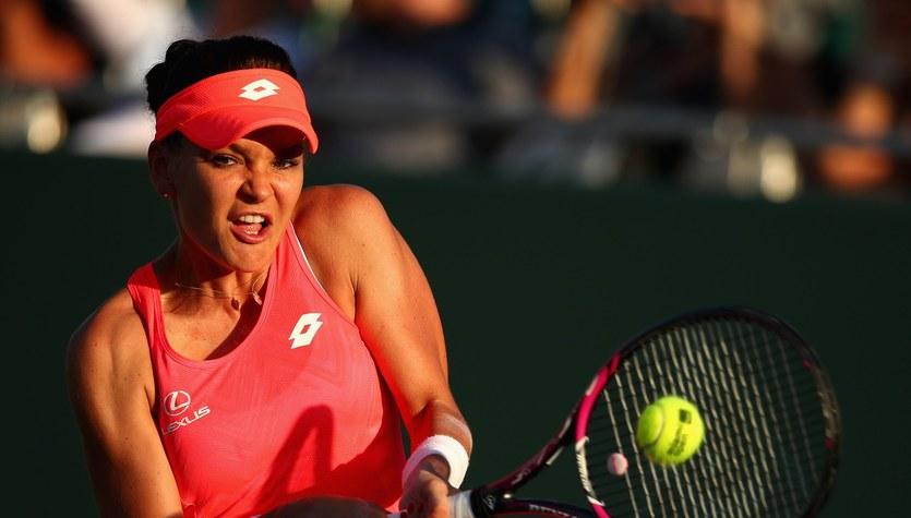 Turniej WTA w Stambule. Radwańska skreczowała w pierwszej rundzie w meczu z Vekić