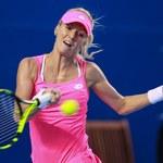 Turniej WTA w Stanford: Wygrana Urszuli Radwańskiej w pierwszej rundzie