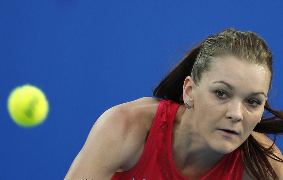 Turniej WTA w Sydney: Agnieszka Radwańska nie wystartuje /ALI HAIDER   /PAP/EPA