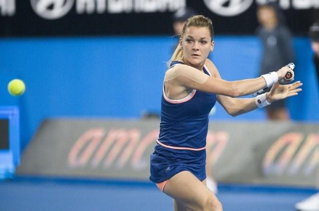 Turniej WTA w Sydney: Agnieszka Radwańska wyeliminowana