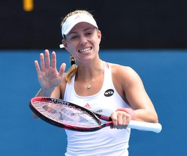 Turniej WTA w Sydney: Sensacyjna porażka Angelique Kerber