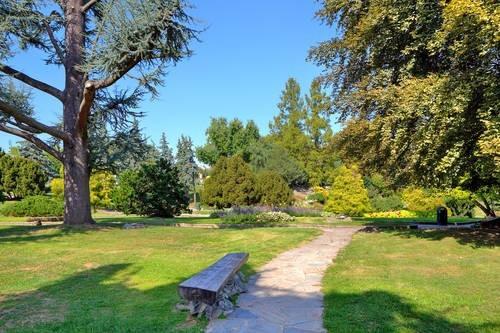 Turyn:  Parco del Valentino /123RF/PICSEL
