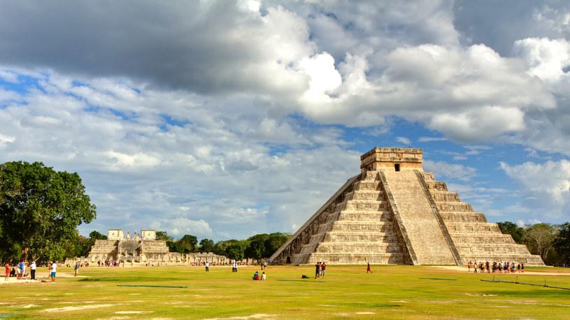 Turyści nie muszą okazywać negatywnych testów ani zaświadczeń o szczepieniu po przylocie do Meksyku. Tamtejsze zabytki imponują /123RF/PICSEL