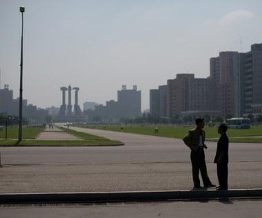 Turyści w Korei Północnej bez sieci 3G